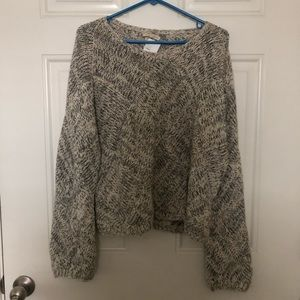 Eileen Fisher Organic Cotton Sweater Size L NWT